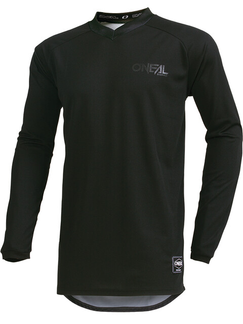 ONeal Element Koszulka kolarska, długi rękaw Classic czarny